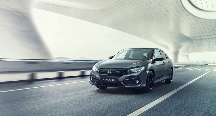 Honda Civic Modelljahr 2020
