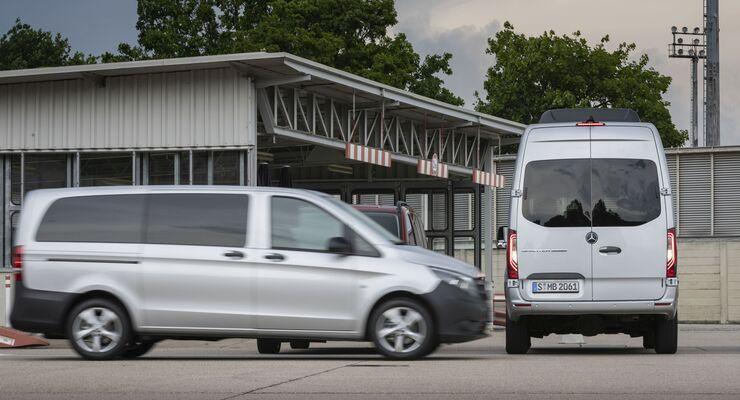 Mercedes Sprinter Sicherheit