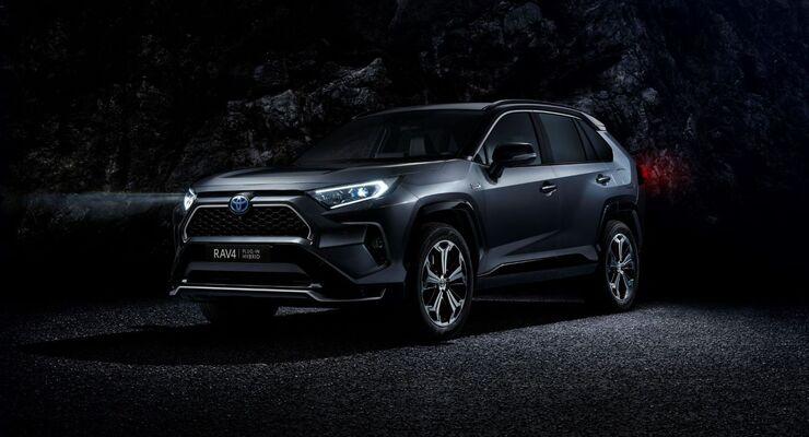 Toyota RAV4 Plug-in-Hybrid 2019
