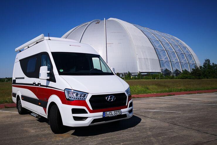 #camperliebe auf Hyundai-Basis