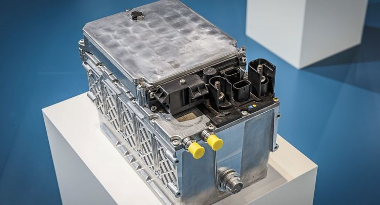 48-Volt-Batterie