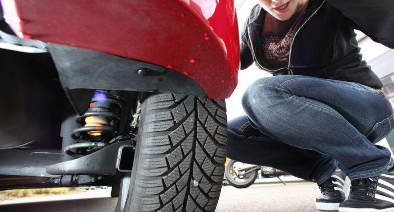ACE Reifenpanne Reifenplatzer Platten