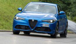 Alfa Romeo Giulia Veloce Ti 2020