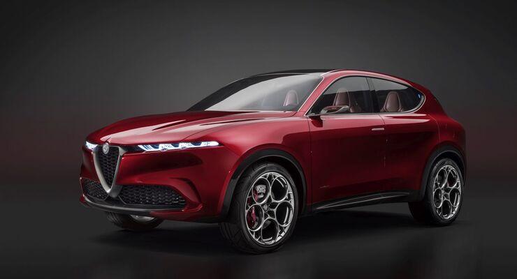 Alfa Romeo Tornale 2021