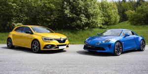 Alpine Renault Sports 2021