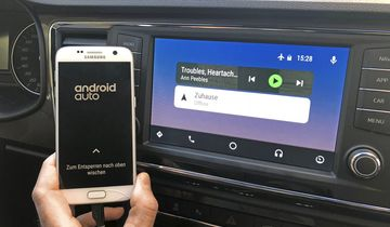 Android Auto, Google Assistant, Smartphone