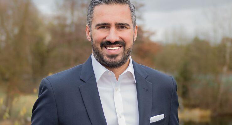 Anish K. Taneja, seit 1. Januar 2018 CEO Michelin Europe North