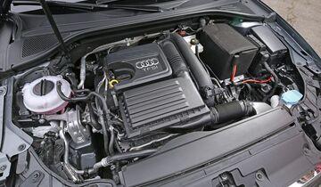 Audi A3 Sportback E-tron und 1.5 TFSI COD