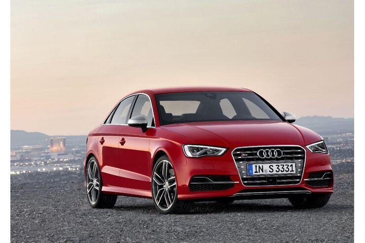 Audi A3 Stufenhecklimousine