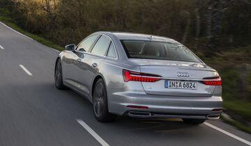 Audi A6 Limousine Modelljahr 2018