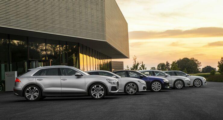 Audi, Autohaus, Autohandel, Flotte, Fuhrpark, Firmenwagen, Audi Oberklasse, A7, Q8, Q7 Autohaus, Autohändler, Autokauf