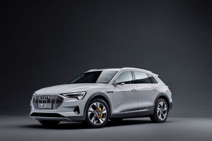 Audi E Tron 50
