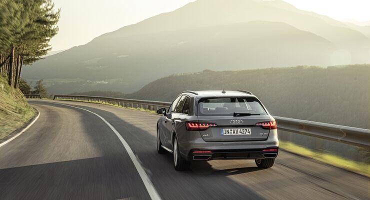 Audi Firmenporträt