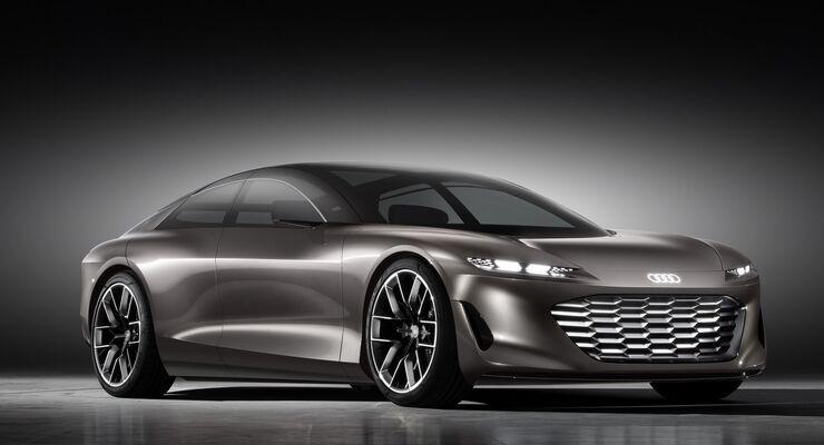 Audi Grandsphere Studie 2021