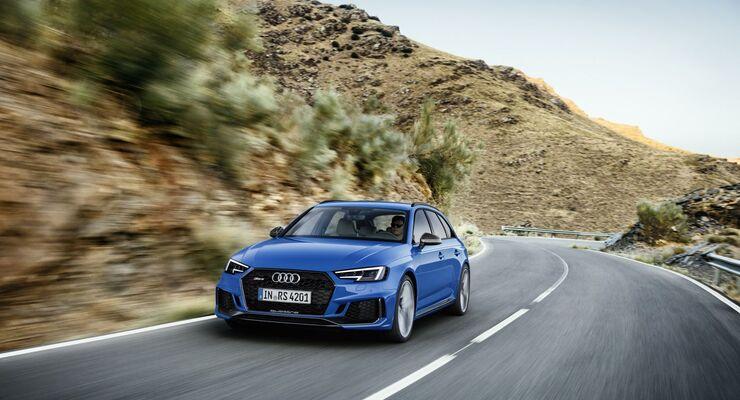 Audi, RS 4, Avant