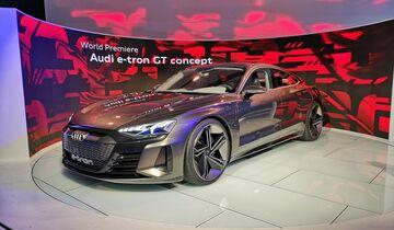 Auto E-Tron GT Concept