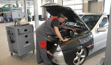 Autowerkstatt Reparatur