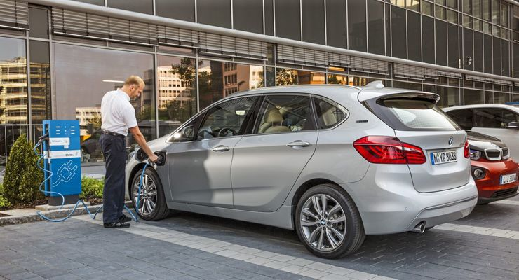 BMW 2er Active Tourer 2016