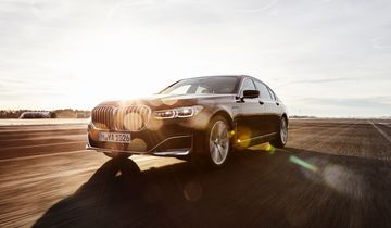 BMW 745e iPerformance