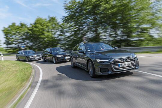 BMW, Audi, Mercedes