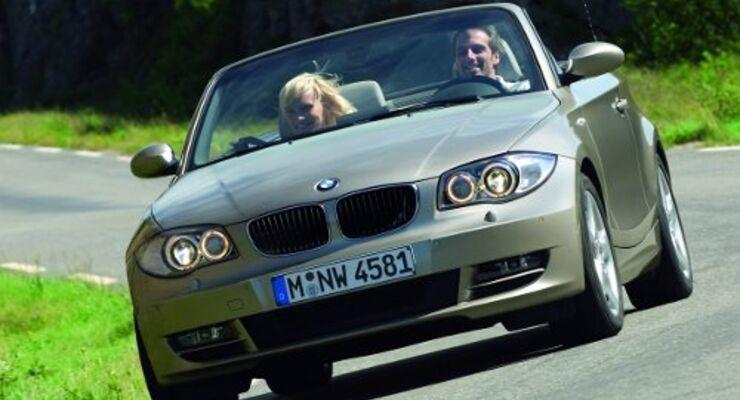 BMW-Fahrer haben bessere Chancen