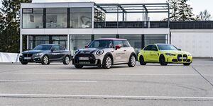 BMW Fahrsicherheitstraining 2021