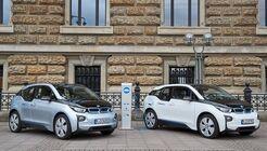 BMW i3 Drive now