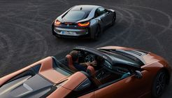 BMW i8 Roadster und Coupe