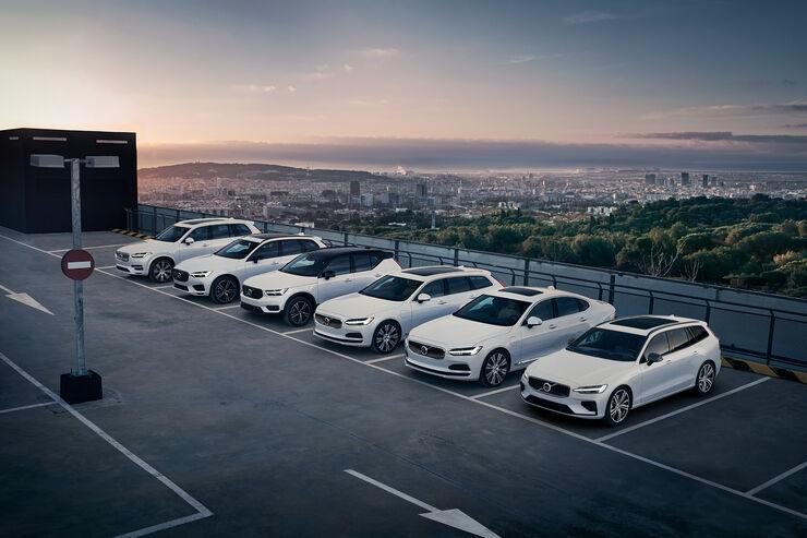 Bildergalerie Volvo WIW PKW 2021