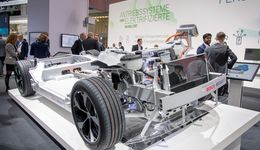 Bosch Rolling Chassis