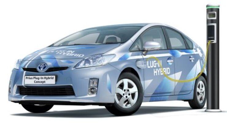 CO2: Toyota peilt 60 g/km an