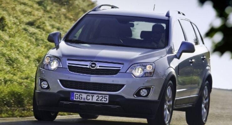 Corsa SUV soll Markt erobern
