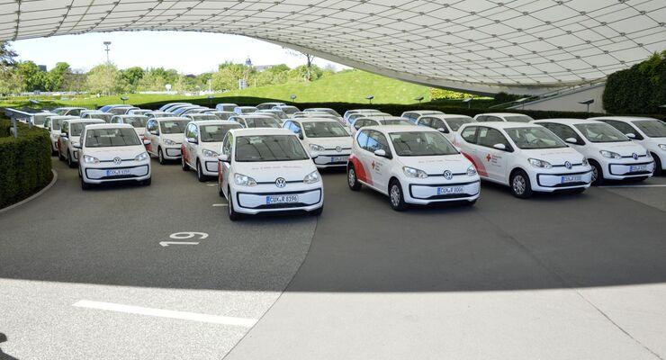 DRK VW Eco Up