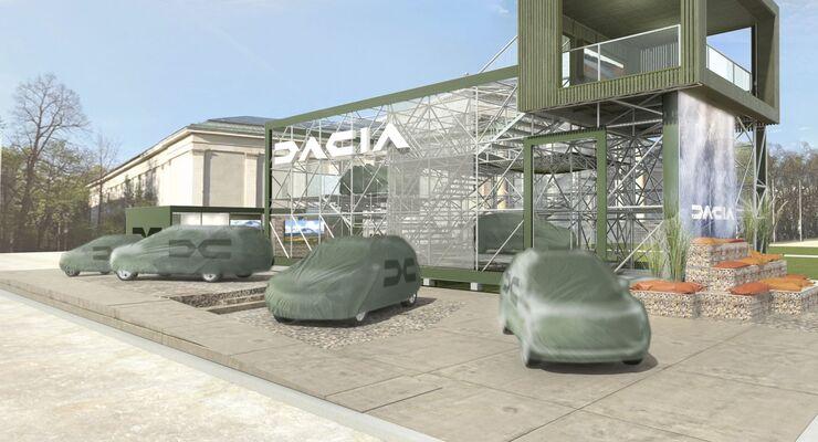Dacia 2021
