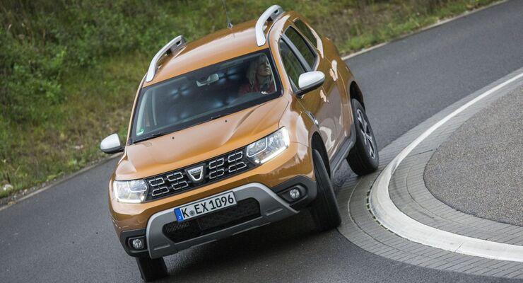 Dacia Duster 1.6 115 LPG