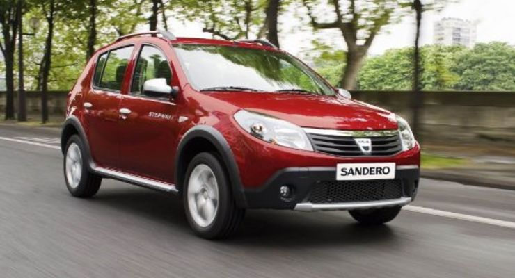 Dacia bockt den Sandero auf