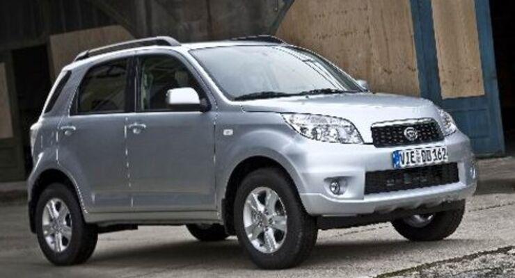 Daihatsu modifiziert New Terios