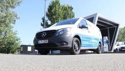 Daimler BaseCamp für Logistikdienste