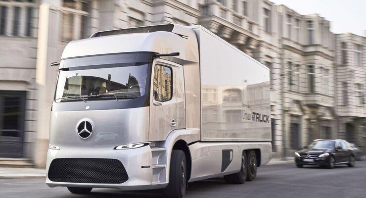 Daimler Urban eTruck