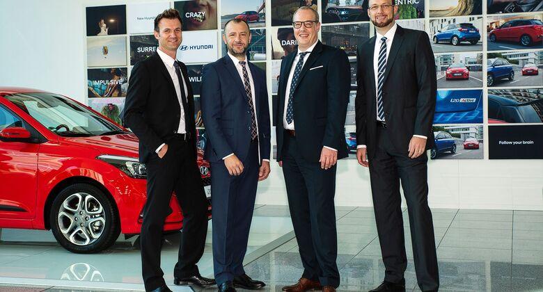 Dekra und Hyundai kooperieren bei Remarketing