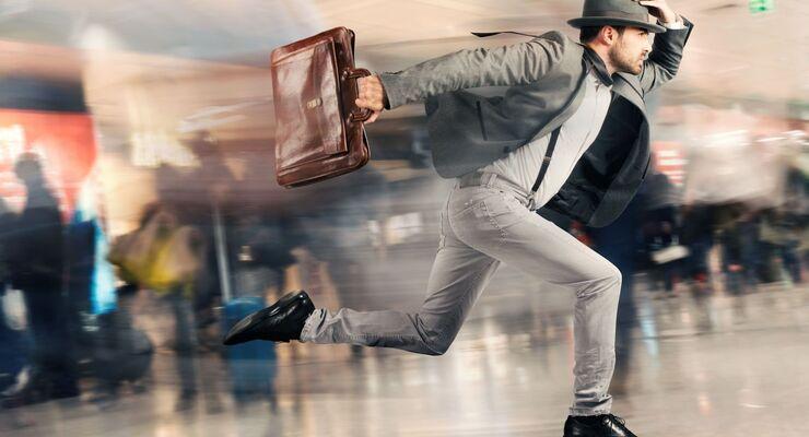 Dienstreisen optimal organisieren