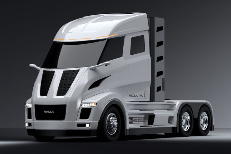 E-Nutzfahrzeuge, Elektro, Antrieb, Transporter
