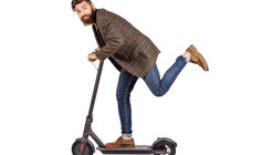 E-Scooter, Roller