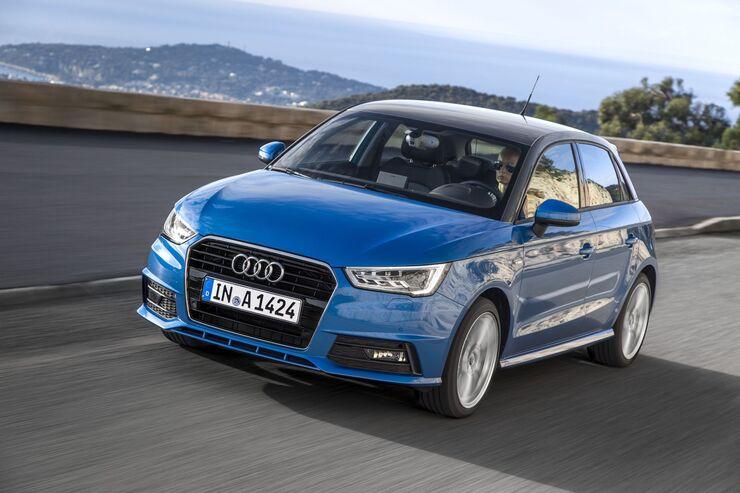 Fahrbericht Audi A1