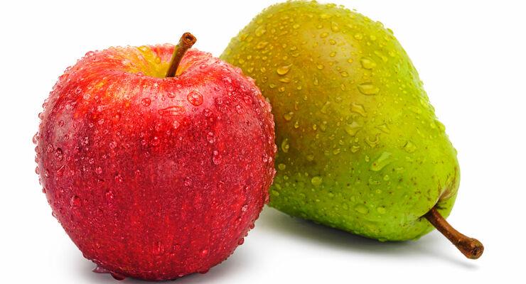 Fahrzeugbeschaffung, Äpfel mit Birnen