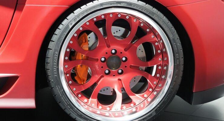 Felge FAB-Design Mercedes-Benz SLS AMG