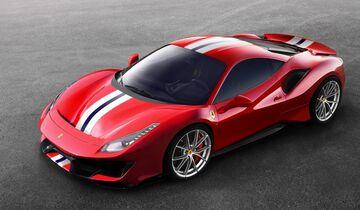 Ferrari 488 Pista Genf 2018