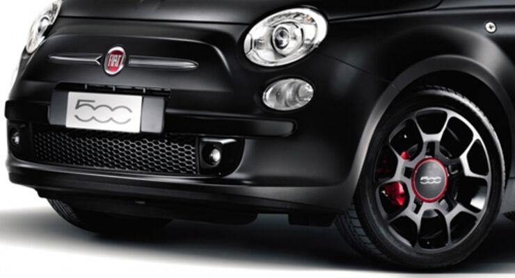 Fiat 500 bekommt neue Ausstattung
