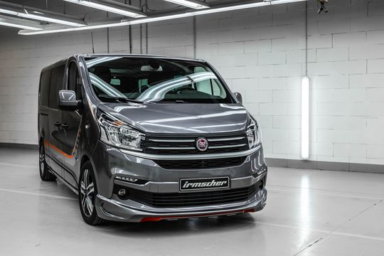 Fiat Talento Sportivo Shuttle