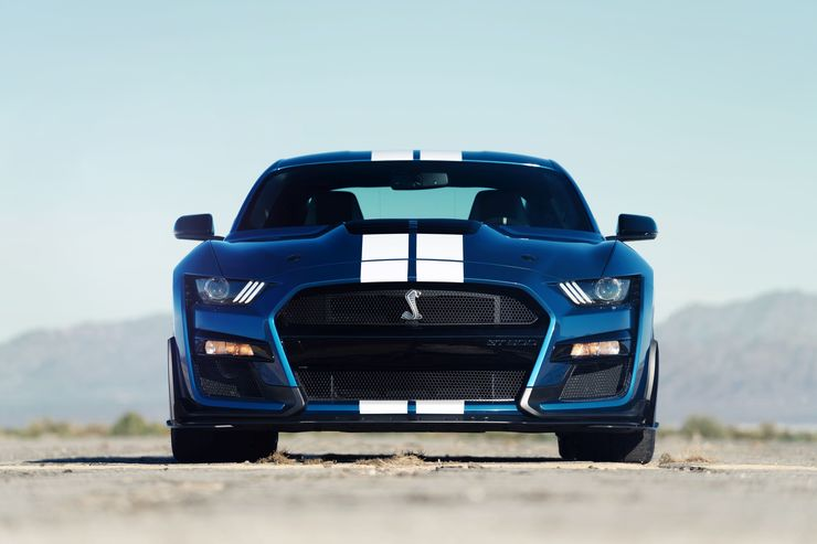 Foed Mustang Shelby GT500